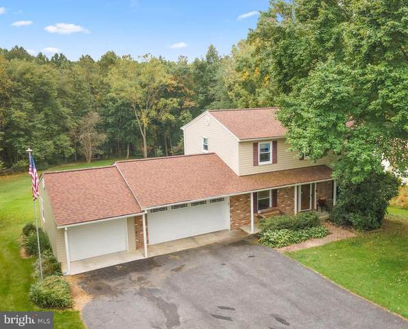 11897 Barley Court, MONROVIA, MD 21770 (#MDFR2007428) :: The Redux Group