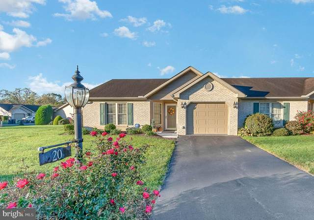 20 Mel Ron Court, CARLISLE, PA 17015 (#PACB2004094) :: The Joy Daniels Real Estate Group