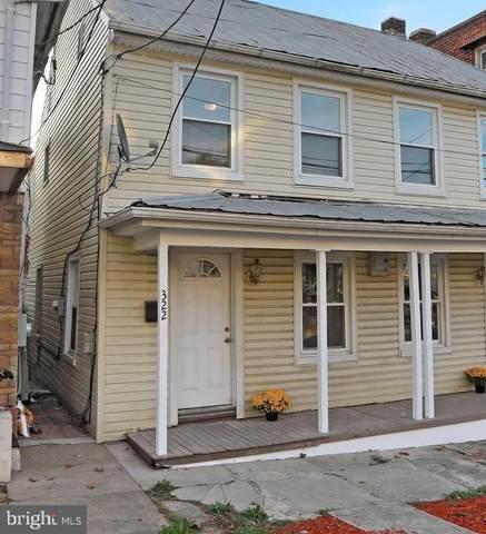 322 S Maple Avenue, MARTINSBURG, WV 25401 (#WVBE2003398) :: Keller Williams Flagship of Maryland
