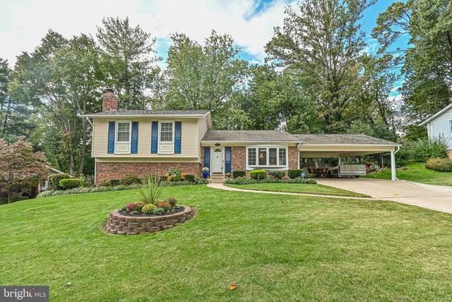7811 Harwood Place, SPRINGFIELD, VA 22152 (#VAFX2027606) :: McClain-Williamson Realty, LLC.