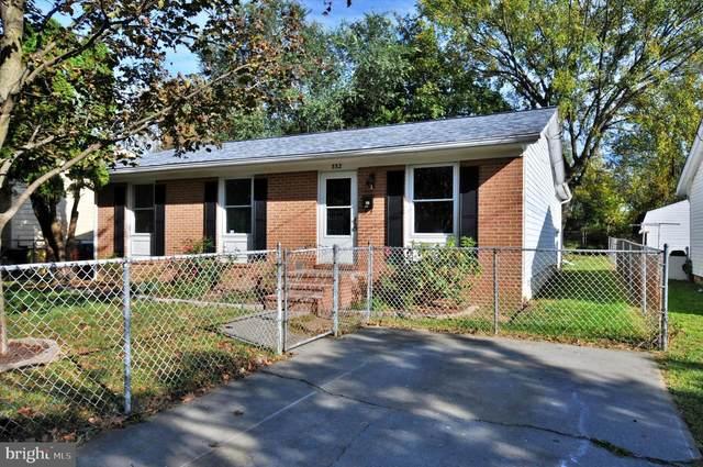 332 Opequon Avenue, WINCHESTER, VA 22601 (#VAWI2000722) :: Keller Williams Realty Centre