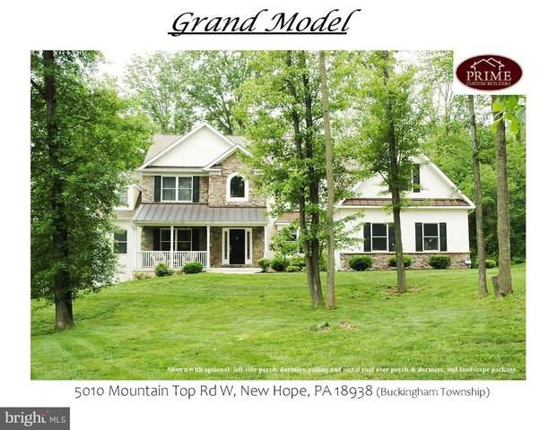 5010 Mountain Top Road W, NEW HOPE, PA 18938 (#PABU2010302) :: Blackwell Real Estate