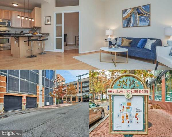 2720 S Arlington Mill Drive #903, ARLINGTON, VA 22206 (#VAAR172814) :: Network Realty Group