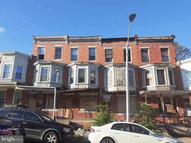 2924 Westwood Avenue, BALTIMORE, MD 21216 (#1000042003) :: Jennifer Mack Properties