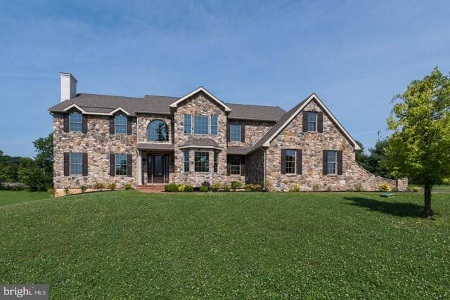 Lot 1 Colonial Drive, WEST CHESTER, PA 19382 (#1000292607) :: Nexthome Force Realty Partners