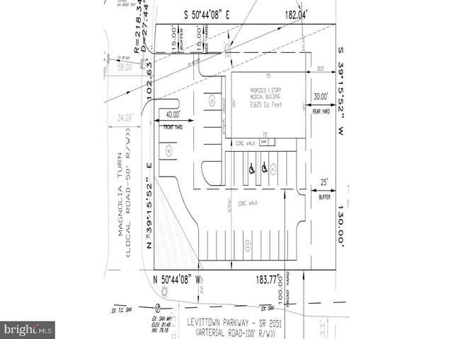 L:229 Levittown Parkway, LEVITTOWN, PA 19054 (MLS #1001253619) :: Kiliszek Real Estate Experts