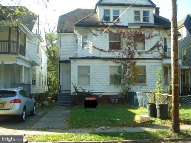 917 Edgewood Avenue, TRENTON CITY, NJ 08618 (#1004060689) :: Keller Williams Realty - Matt Fetick Team