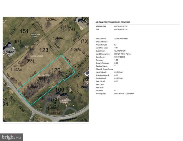 Clarendon - Ashton Street Lot 69, CARLISLE, PA 17015 (#1005937053) :: The Heather Neidlinger Team With Berkshire Hathaway HomeServices Homesale Realty