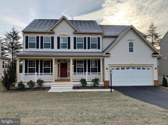 9050 Stone Crest Drive #10, WARRENTON, VA 20186 (#1005959699) :: RE/MAX Cornerstone Realty