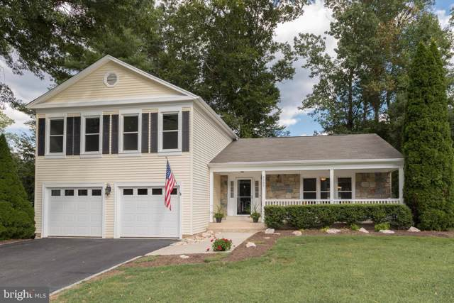 9595 Burnt Oak Drive, FAIRFAX STATION, VA 22039 (#VAFX100831) :: Pearson Smith Realty