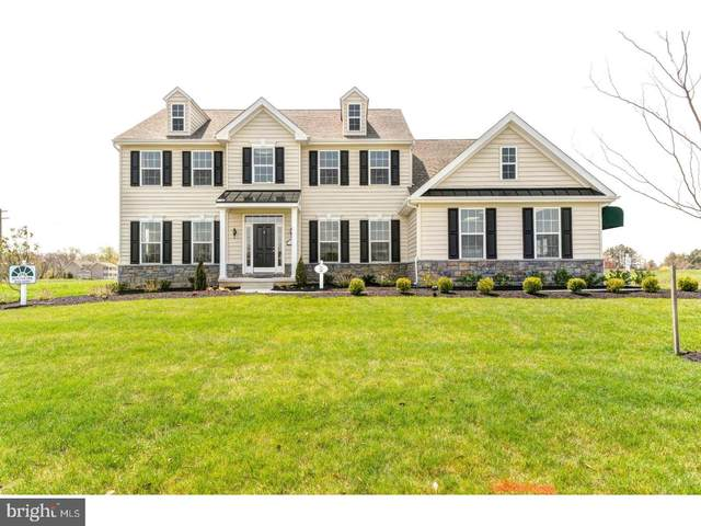 400 Rederick Lane Eden Ii, MIDDLETOWN, DE 19709 (#1000174108) :: Barrows and Associates