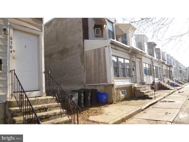 6306 Regent Street, PHILADELPHIA, PA 19142 (MLS #1000180524) :: Kiliszek Real Estate Experts
