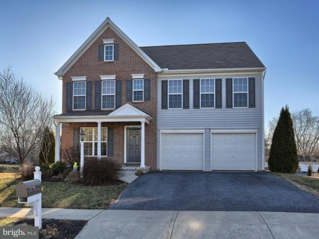2268 Flintlock Drive, HUMMELSTOWN, PA 17036 (#1000182736) :: The Joy Daniels Real Estate Group