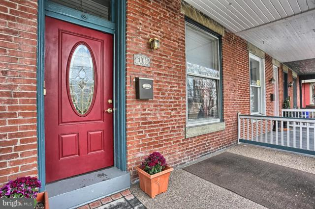 2012 Green Street, HARRISBURG, PA 17102 (#1000297980) :: Benchmark Real Estate Team of KW Keystone Realty