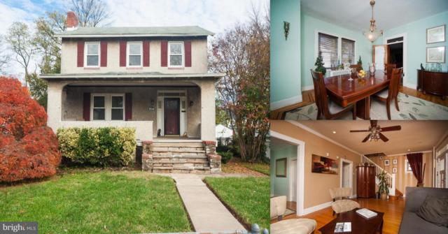 5514 Wesley Avenue, BALTIMORE, MD 21207 (#1000313098) :: TVRG Homes