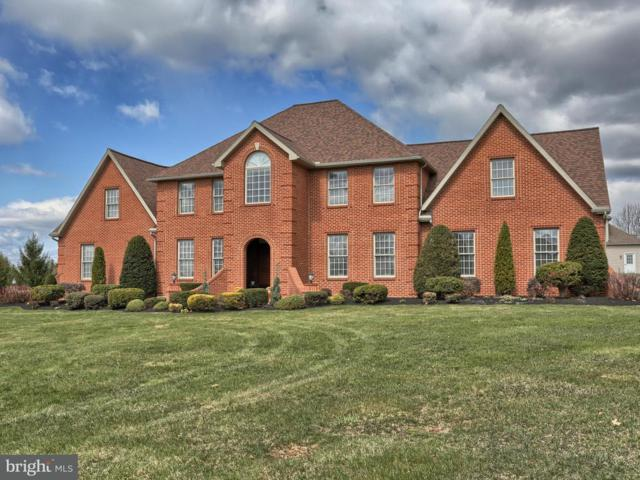 135 Club Terrace, LEBANON, PA 17042 (#1000370394) :: Benchmark Real Estate Team of KW Keystone Realty