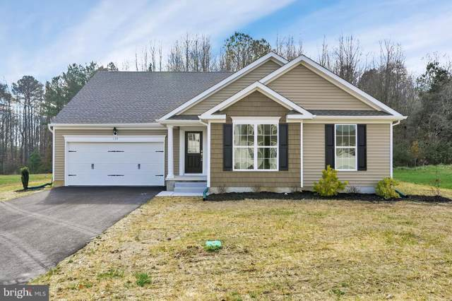 25 Belfry Drive Liv, FELTON, DE 19943 (#1000417014) :: The Allison Stine Team
