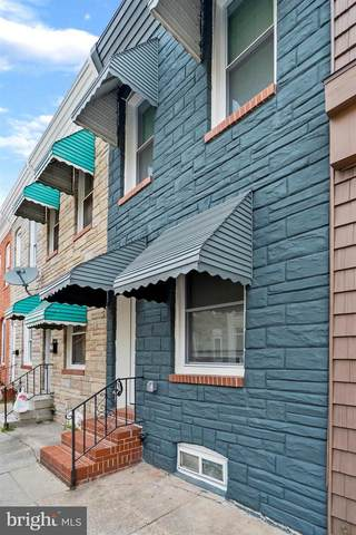 203 Port Street, BALTIMORE, MD 21224 (#1000424782) :: SURE Sales Group