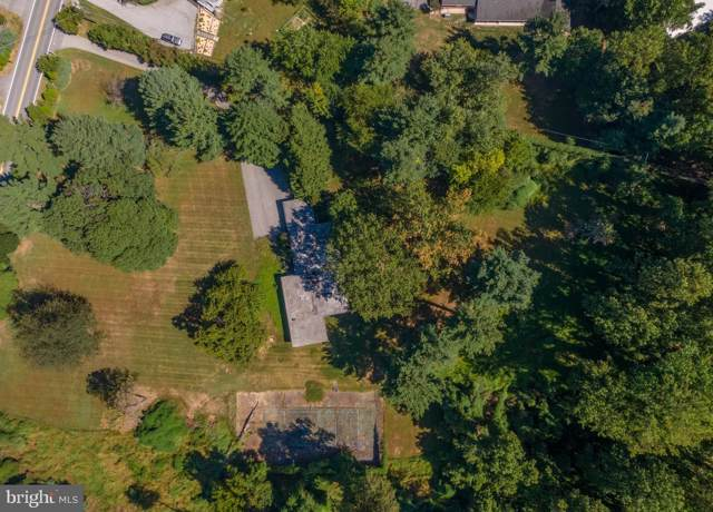 3005 Old Court Road, BALTIMORE, MD 21208 (#1000439410) :: The Licata Group/Keller Williams Realty