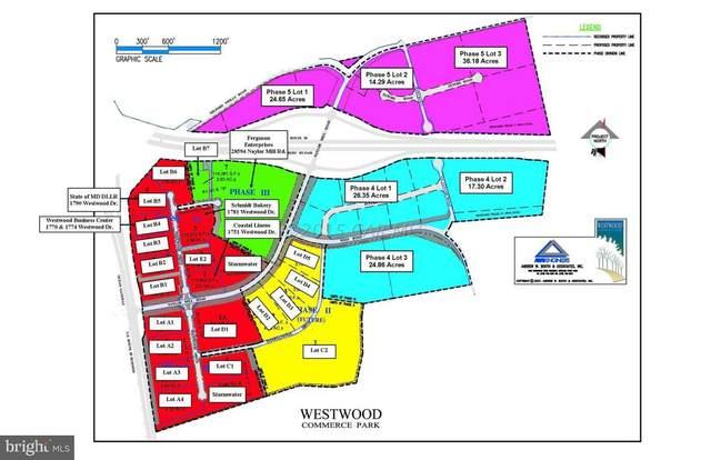 Lot A2 Westwood Drive, SALISBURY, MD 21801 (#1001560994) :: Certificate Homes