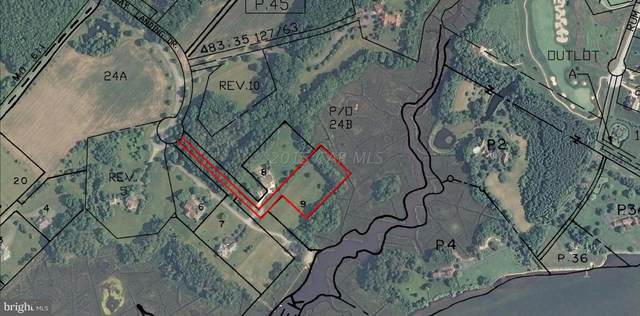 Lot 9 Bay Landing Drive, BERLIN, MD 21811 (#1001561690) :: Bright Home Group