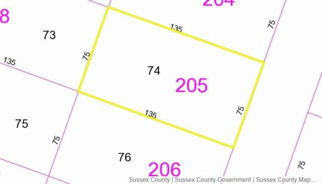 Lot 74 Hastings Road, SELBYVILLE, DE 19975 (#1001567870) :: Shamrock Realty Group, Inc