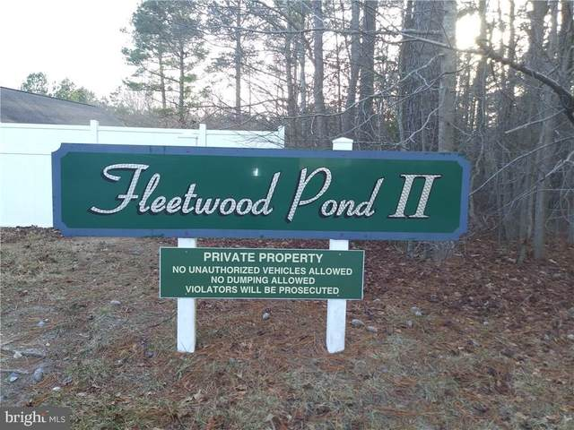 Lot 16 Fleetwood Pond Ii #16, GEORGETOWN, DE 19947 (#1001570352) :: RE/MAX Coast and Country