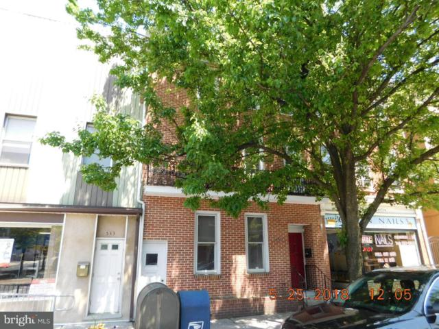 541 Cumberland Street, LEBANON, PA 17042 (#1001600158) :: The Craig Hartranft Team, Berkshire Hathaway Homesale Realty