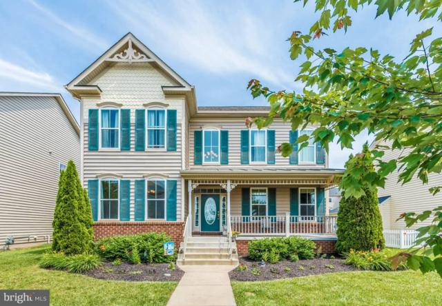 805 Crums Hollow Drive, BRUNSWICK, MD 21716 (#1001804554) :: The Gus Anthony Team