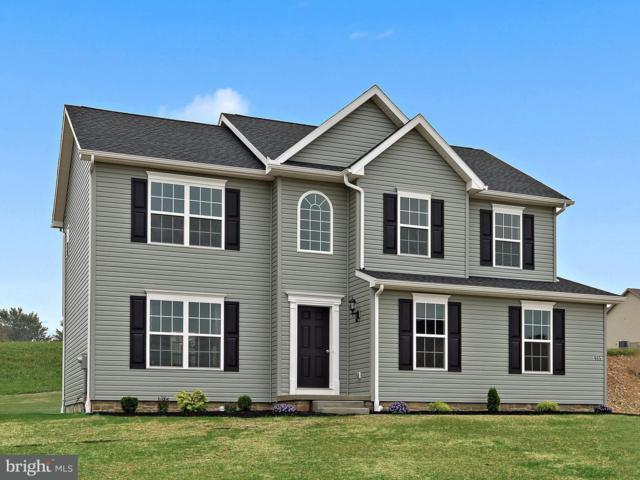 905 Ripple Drive #67, HANOVER, PA 17331 (#1001894278) :: Benchmark Real Estate Team of KW Keystone Realty