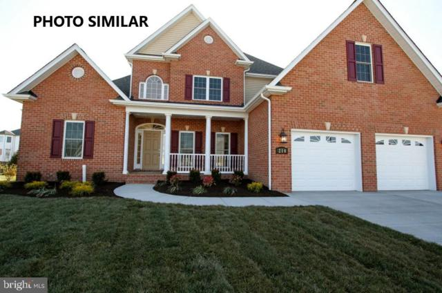 Lot #9 Langhorne Drive, WINCHESTER, VA 22602 (#1001915978) :: ExecuHome Realty
