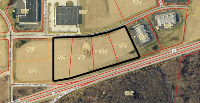 Highlands Boulevard Lots 3-6, COATESVILLE, PA 19320 (#1001933802) :: Erik Hoferer & Associates