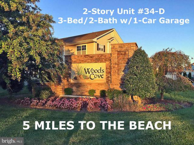 18884 Bent Anchor Court 34-D, REHOBOTH BEACH, DE 19971 (#1001949798) :: RE/MAX Coast and Country