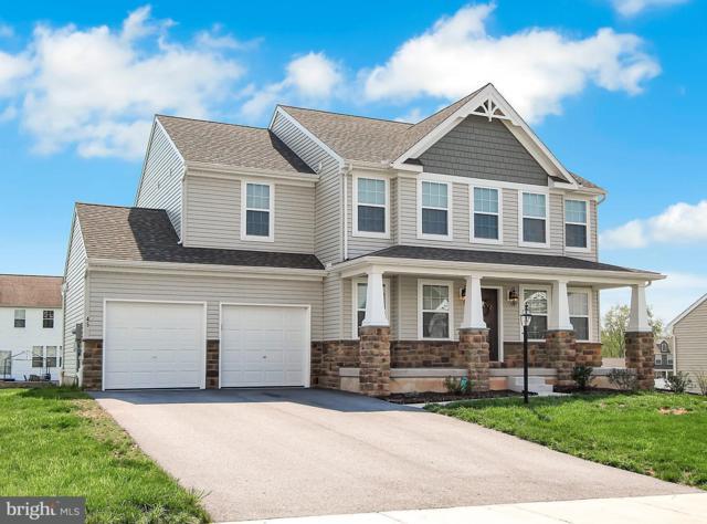 45 Coriander Lane, MANCHESTER, PA 17345 (#1001971128) :: The Joy Daniels Real Estate Group