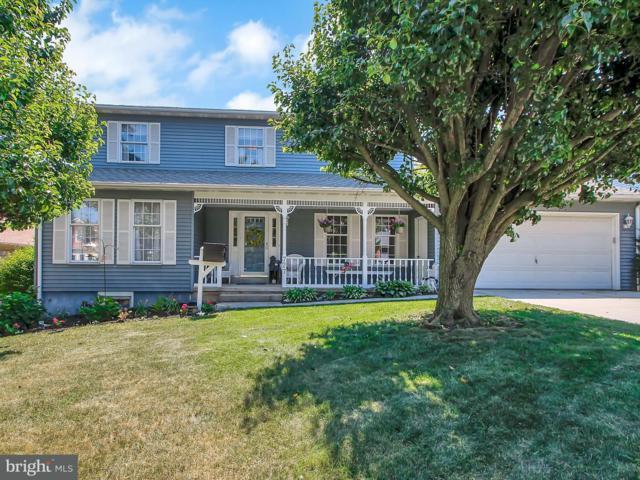 727 E Walnut Street, HANOVER, PA 17331 (#1002002160) :: The Joy Daniels Real Estate Group