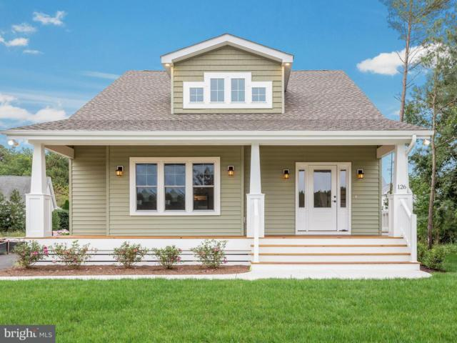126 Park Side Circle, BERLIN, MD 21811 (#1002115436) :: Barrows and Associates