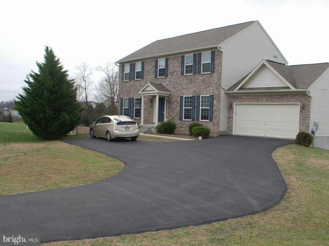 55 Bright Cherry Court, MARTINSBURG, WV 25403 (#1002122410) :: Wes Peters Group Of Keller Williams Realty Centre