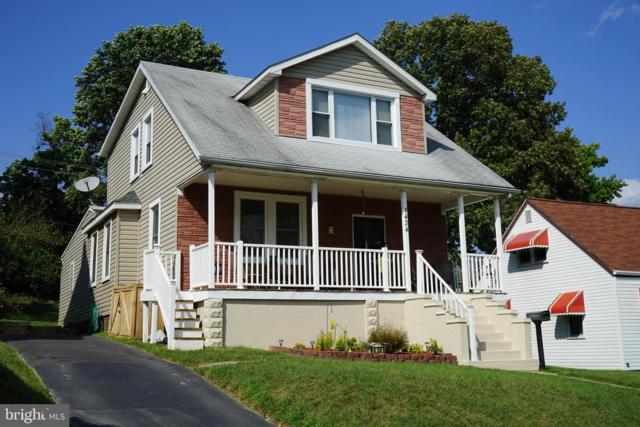 4434 Forest View Avenue, BALTIMORE, MD 21206 (#1002358118) :: Remax Preferred | Scott Kompa Group