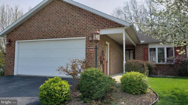 342 Parkwood Drive, CHAMBERSBURG, PA 17201 (#1003797326) :: The Heather Neidlinger Team With Berkshire Hathaway HomeServices Homesale Realty