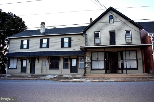 21 Pennsylvania Avenue W, WALKERSVILLE, MD 21793 (#1005608212) :: The Miller Team