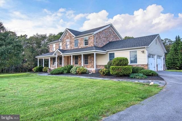 15440 Woodbine Morgan Road, WOODBINE, MD 21797 (#1005686638) :: The Bob & Ronna Group