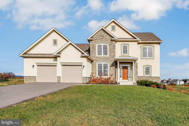 1289 Shannon Drive S, GREENCASTLE, PA 17225 (#1007737862) :: Benchmark Real Estate Team of KW Keystone Realty