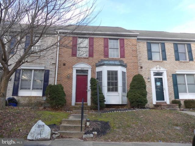 1805 Beth Bridge Circle, FOREST HILL, MD 21050 (#1007802614) :: AJ Team Realty