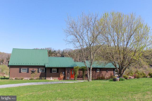 1063 George Arnold Lane, GREEN SPRING, WV 26722 (#1008646006) :: Blue Key Real Estate Sales Team