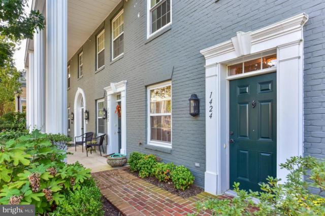 1424 Roundhouse Lane #85, ALEXANDRIA, VA 22314 (#1009339436) :: Advance Realty Bel Air, Inc