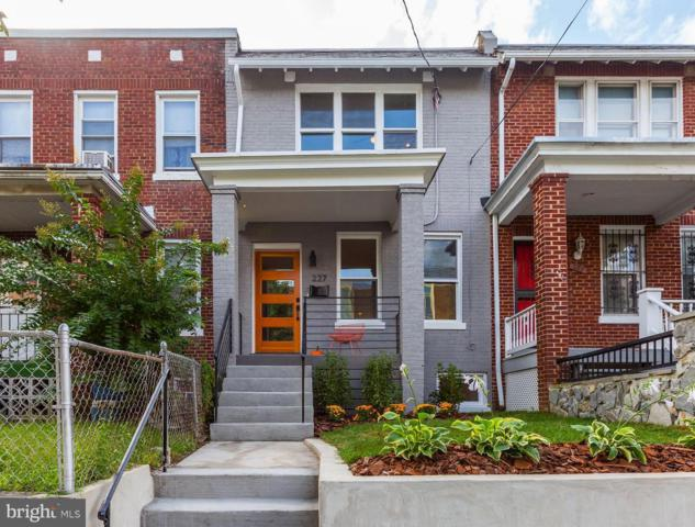 227 Douglas Street NE, WASHINGTON, DC 20002 (#1009911588) :: Circadian Realty Group