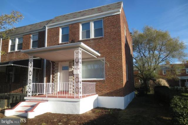 4021 Grantley Road, BALTIMORE, MD 21215 (#1009912780) :: Colgan Real Estate