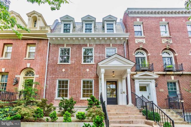 1837 Wyoming Avenue NW A, WASHINGTON, DC 20009 (#1009912966) :: Crossman & Co. Real Estate