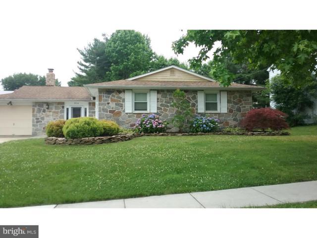 316 Monmouth Drive, CHERRY HILL, NJ 08002 (MLS #1009913292) :: The Dekanski Home Selling Team