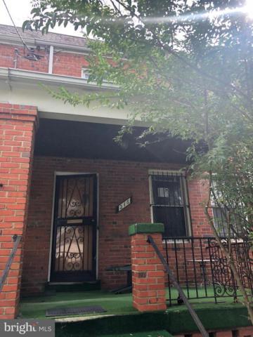 216 Gallatin Street NW, WASHINGTON, DC 20011 (#1009914660) :: Crossman & Co. Real Estate